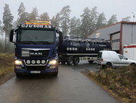 ADR transporter av farligt avfall