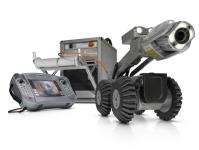 Tv-inspektions utrustning