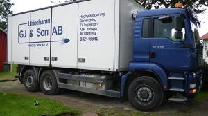 avvattningsbil