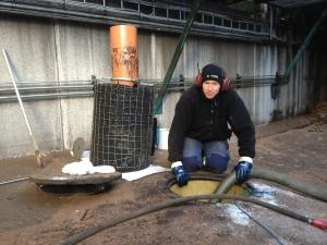 5 års besiktning oljeavskiljare
